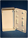 Injection Molding of an ABS Enclosure for the Communications Industry